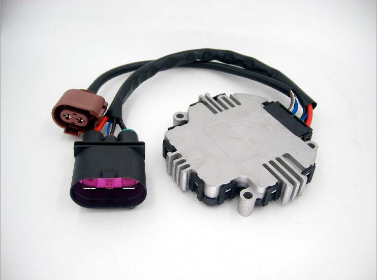Computer Cooling Fan Control Unit Module ECU ECM For VW Skoda 1TD959455 free delivery car engine computer board ecu 0261208075