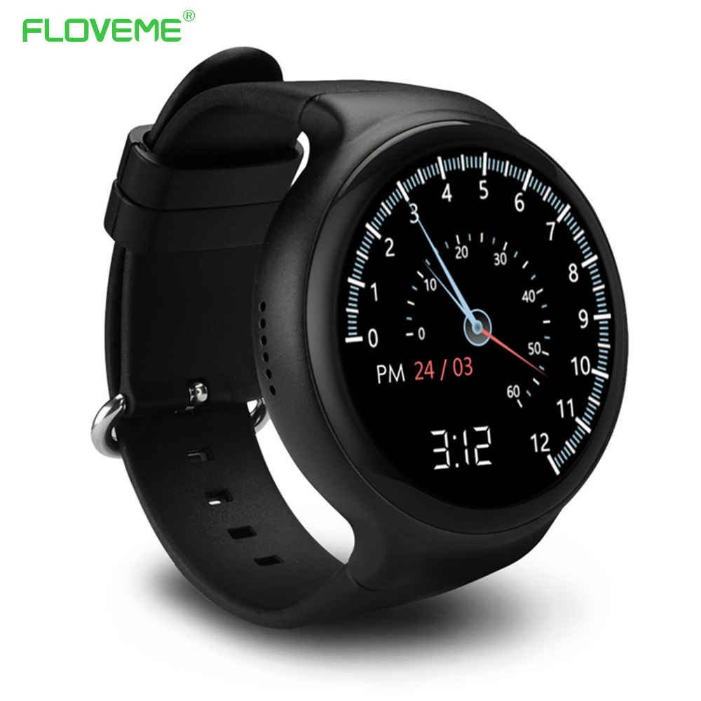 FLOVEME I4 Bluetooth 4.0 Smart Watch Wristwatch For Android Phone 5.1 Support Heart Rate Pedometer SIM Card GPS Sport SmartWatch  floveme bluetooth smart watch android 5 1 support sim card gps intelligent wearble device sport wrist watches smartwatch relogio