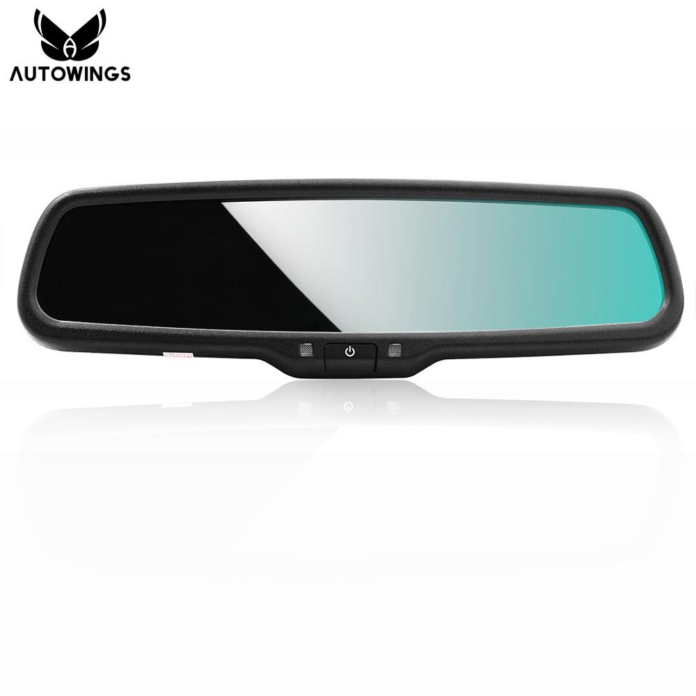 Clear View Special Bracket Car Electronic Auto Dimming Anti Glare Interior Rearview Mirror For Kia Sportage 407 K5 <font><b>Suzuki</b></font> SX SX4 image