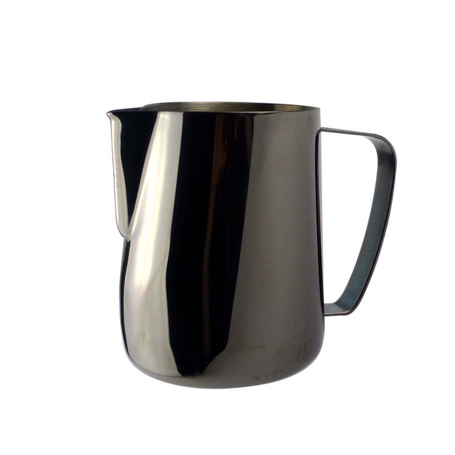 TTLIFE Milk Jug 10-20 OZL Stainless Steel Frothing Pitcher 4