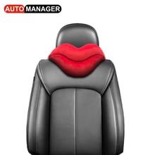цена на Neck Pillow Car Headrest Auto Seat Neck Rest Pillows Head Restraint Automobile Head Support Cushion