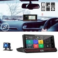 Kroak 7 Inch Car DVR Camera Recorder 3G Android 5 0 Dashboard Car DVR GPS Navigation