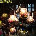 Moderne Blumentopf Deco Anhänger Lampe Mode Nordic Schatten Moderne Esstisch Hängen Leuchte DIY Leuchte Büro Beleuchtung Pendelleuchten    -