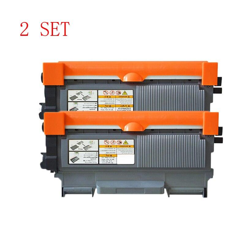 2 set compatible toner brother tn350 tn2050 for brother hl. Black Bedroom Furniture Sets. Home Design Ideas