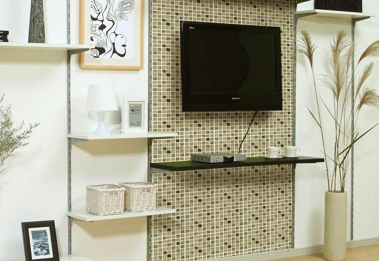 Aliexpress.com : buy ice crack glass tiles for kitchen backsplash ...