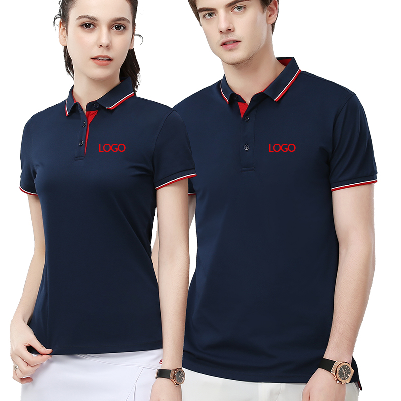 Customerized design embroidery   polo   shirt Design Your Own Custom Text or Logo On Personalized   Polo   Shirts For Men
