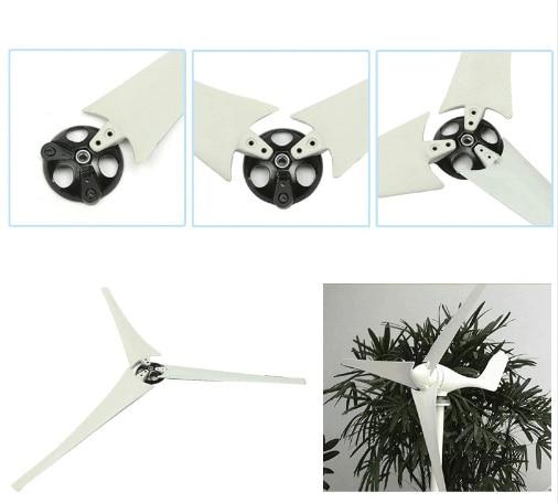 HTB1pMeAqFOWBuNjy0Fiq6xFxVXaG - 550/600/650/750/800/900mm High Strength Wind Turbines Blades Nylon Fiber Windmill Accessories Power Energy Generator