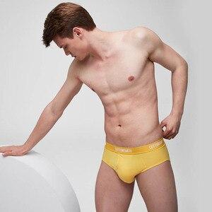 Image 3 - 2pcs/lot Xiaomi Mijia Cotton Smith Mens Briefs Quick Perspiration Dry Breathable Cotton Underwear for Men