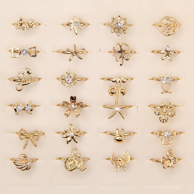 Wholesale Lots 4 Mix Colour Glass Heart Silver Plated Earrings Random Pick