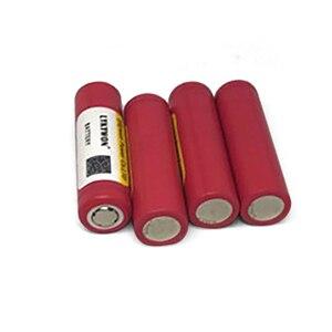 4PCS/lot 100% Original brand new Japan 14500 AA 840mAh 3.7V Lithium-Ion Battery UR14500P Rechargeable Battery