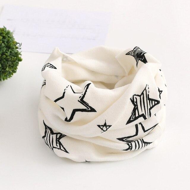 Muqgew bufanda cabrito estrella patrón algodón costura bufanda de ...
