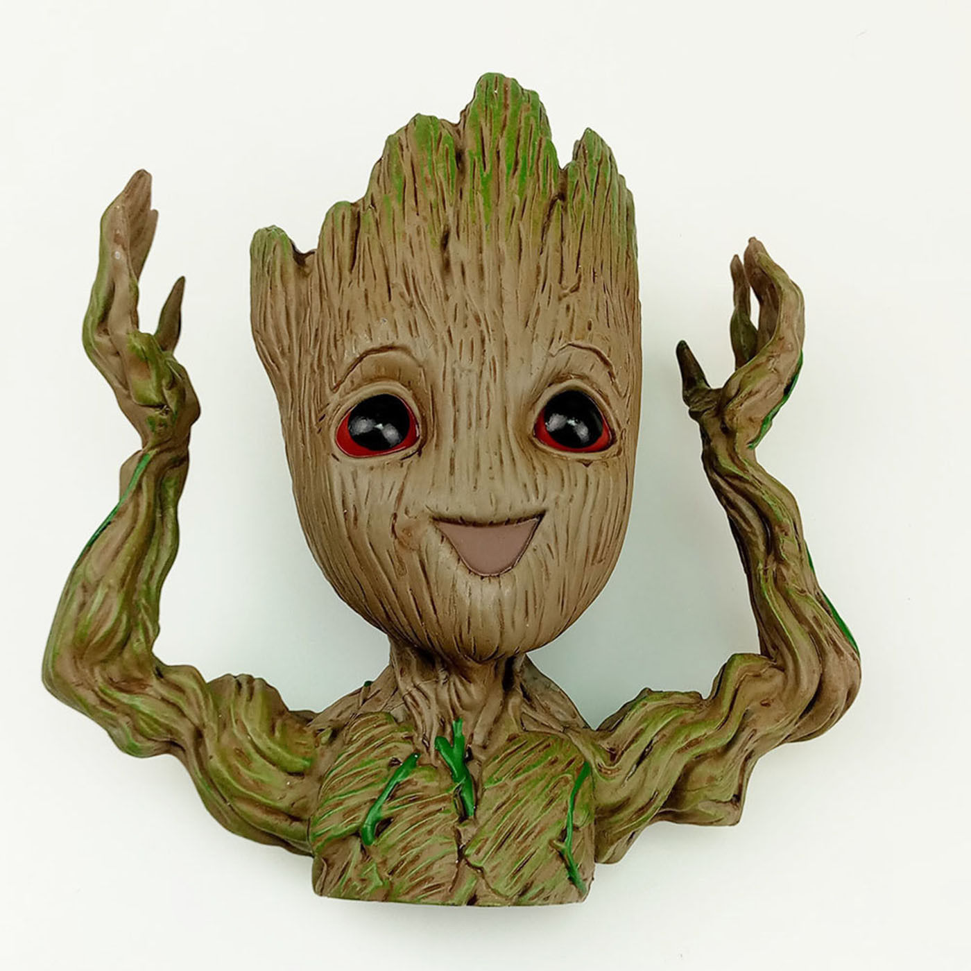 Guardians of The Galaxy Vol. 2 Baby Figure Flowerpot Toy pen pot Deco Anime Figure Collectible Model Toy