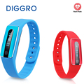 Diggro HB02 Smart Watch NFC Fitness Tracker Sleep Heart Rate Monitor Pedometer Sports Bracelet for Android IOS Phone Wristband