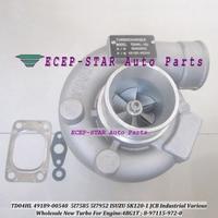 TD04HL 49189 00540 8971159720 5I7585 5I7952 Turbo Turbocharger For ISUZU SK120 SK120 1 JCB Industrial Construction 4BG1 T 4BG1T