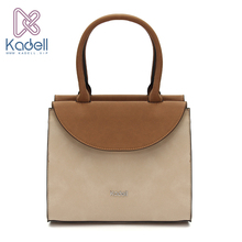 Kadell 2017 New Women Bags luxury Handbags Women Bags Designer Suede Bags Ladies PU Leather Large