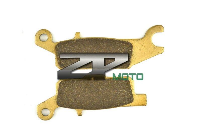 Тормозные колодки для ATV yfm 550 4WD гризли Авто Fi fgy/z/A/B/C/ d/E 2009-2014 10 11 12 13 спереди (слева) OEM новый