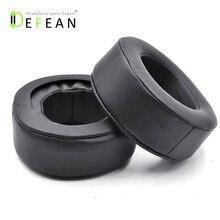 Substituição Ear pads almofada para SONY MDR DS7500 desafiar DS 7500 7.1ch Surround Digital Fones De Ouvido
