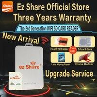 100 Original Real Capacity WIFI Share Memory SD Card 8GB 16GB 32GB Class 10 SDHC Cartao
