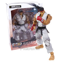 PLAY ARTS KAI Street Fighter IV 4 Ryu PVC Action Figure Collectible Model Toy