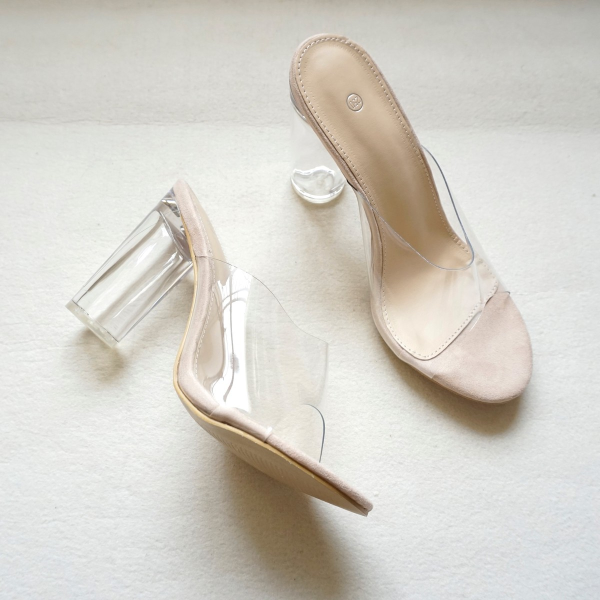 High Jelly Shoes