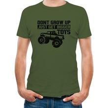 T Shirt Logo Crew Neck Men Dont Grow Up  Fashion Short Sleeve T Shirts grow n up игровой набор 6в1 grow n up