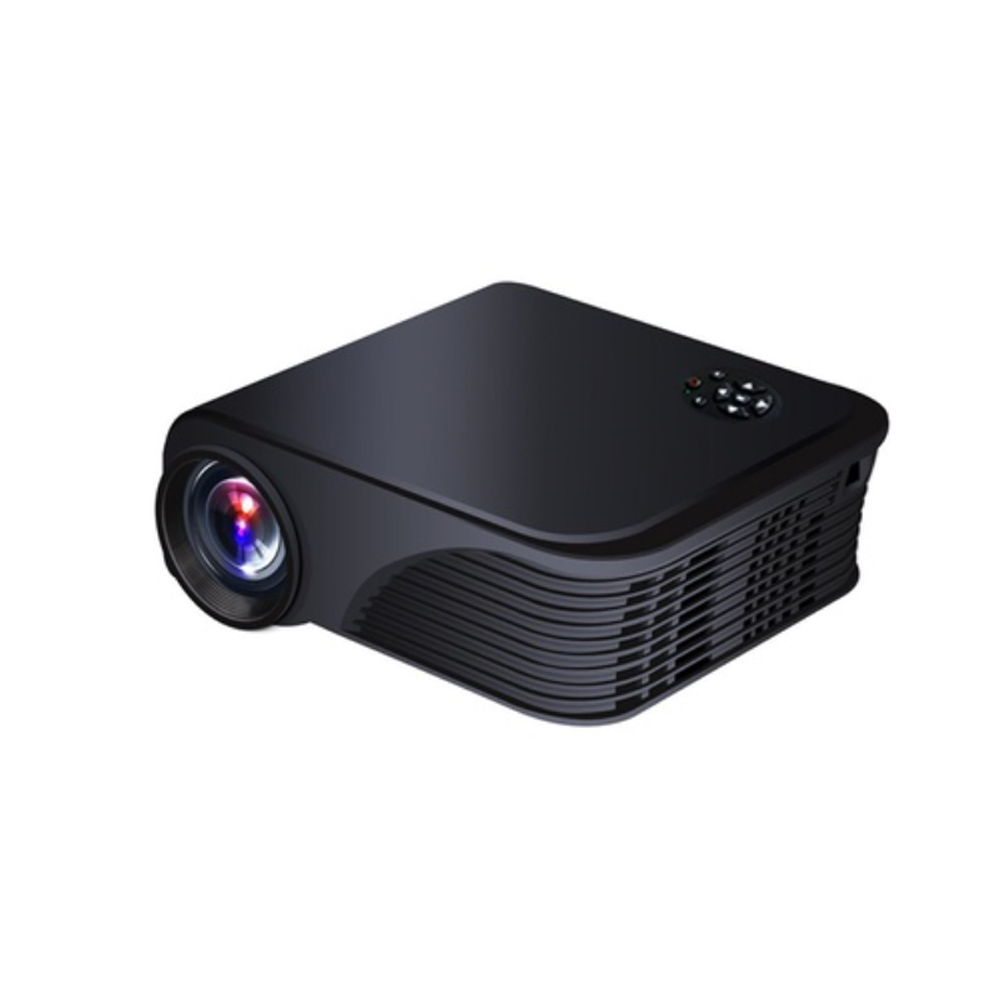 лучшая цена 1080P HD Mini Proyector LED Portable HDMI/VGA/USB/TF/AV Video Projector Multimedia Projector HD Projector Home Theater