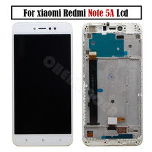 """5.5"""" Contact Display Digitizer Glass + LCD Show Meeting For Xiaomi Redmi Observe 5A MDG6 / Redmi Observe 5A Prime MDG6S"""