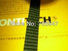 Free Shipping10pcs 126 GT2 6 3d printer belt closed loop rubber 2GT timing belt 126 GT2