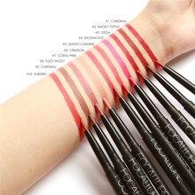 FOCALLURE Профессиональный матовый карандаш Lip Liner Водонепроницаемый карандаш для губ Длительный Lipliner макияж ручка Косметические инструменты