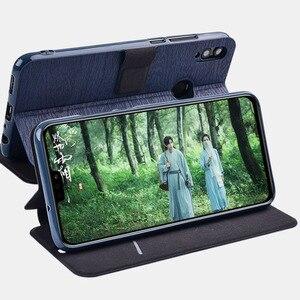 Image 5 - 生体内Y17ケース財布レザースタンド電話ケース用Y17 Y15 Y12ケース、生体1902 y 17 Y81 1808フリップY3 Y19 V17 1920