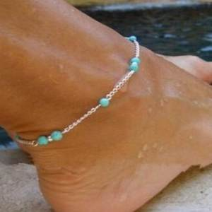 Anklets Launch Wholesale Chain Beaded-Beads Foot-Jewelry Fast Souvenirs New-Product Nylon