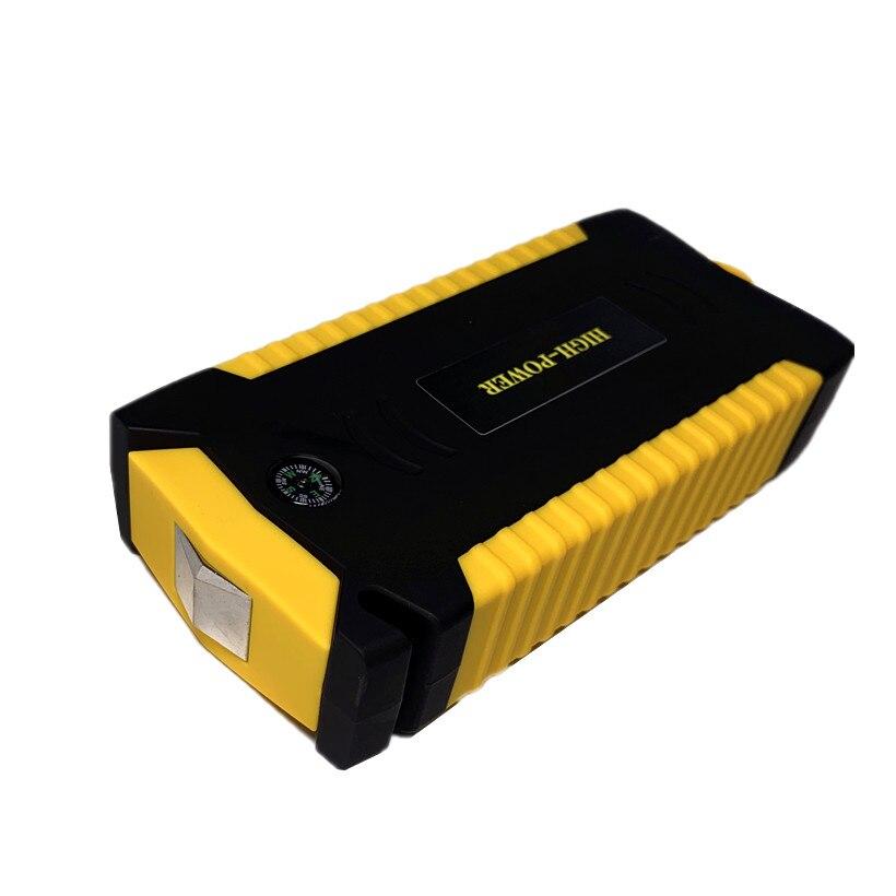 Meilleur Multi-Fonction Mini Portable chargeur de batterie de secours De Voiture Jump Starter 16000 mAh Booster batterie externe Dispositif de Démarrage - 5