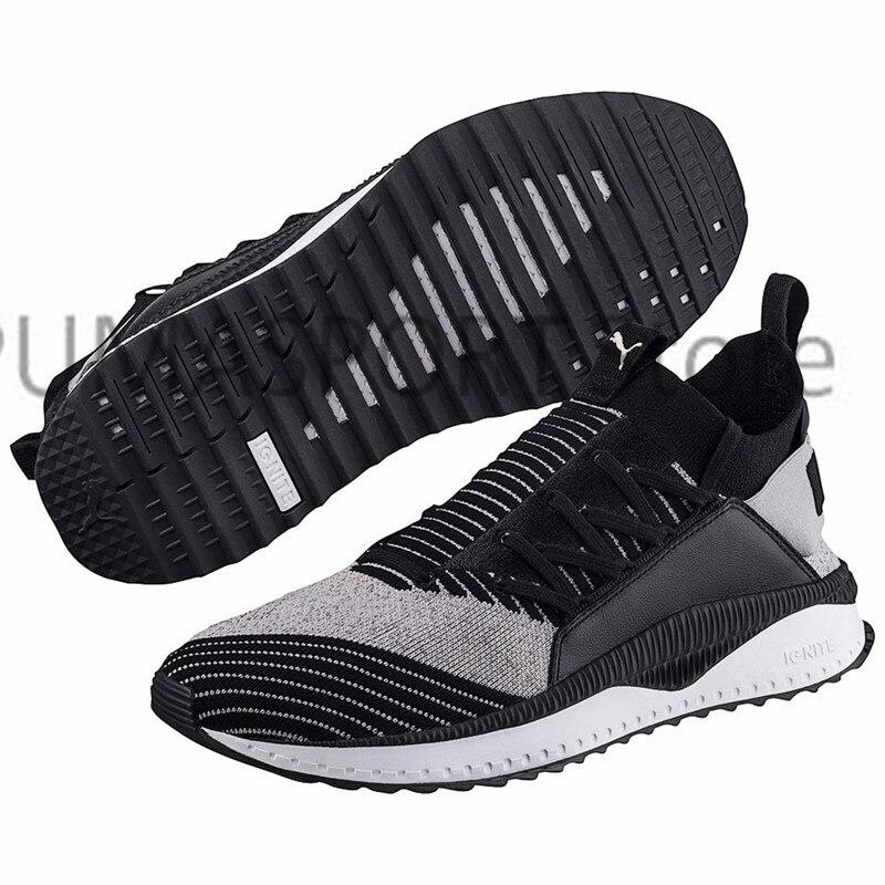 Новое поступление 2018 года Пума TSUGI JUN кубизм для мужчин и женщин дышащие кроссовки бадминтон обувь size36-44