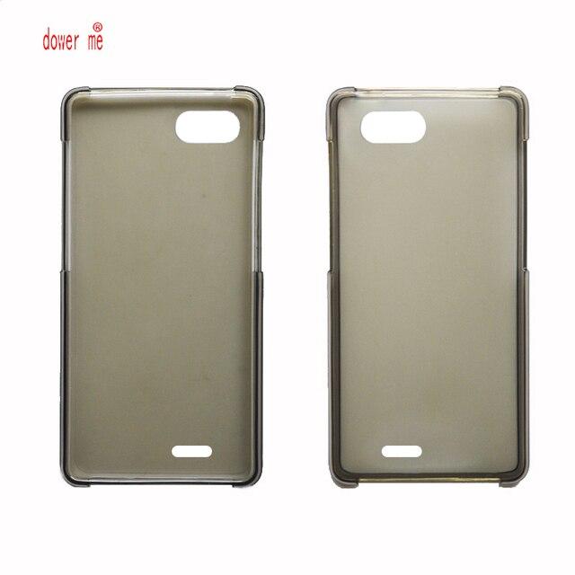 Dower me funda protectora suave TPU para aligador S5070 Duo SmartPhone