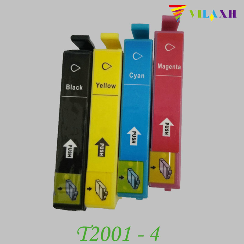 T2001 T2002 T2003 T2004 Ink Cartridge For Epson Xp100 Xp400