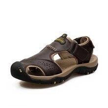 2019 Novos Homens Sandálias de Verão Flip Flops Chinelos Homens Sandálias de Praia Ao Ar Livre Sapatos Casuais Masculinos Baratos Sapatos Sandalia Masculina de Água
