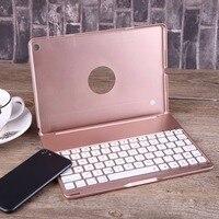 Keyboard Case For IPad 9 7 2017 For IPad Air 1 Ultra Slim Wireless Bluetooth Keyboard