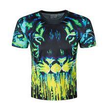 3D Printed T shirt men/women Creative Summer T-Shirt Short Sleeve Funny t shirt Harajuku colorful tee tops Large size clothing