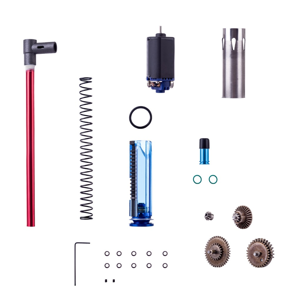 Rowsfire 1 set Haute Performance Modification Accessoires Kit Pour LH Vecteur Gen.2 Gel De L'eau Perles Blaster Pistolet Jouet Pièces