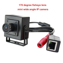 2.0 megapixel 1920 x 1080 wide angle video ip camera with 170 degree fisheye lens micro digital webcam
