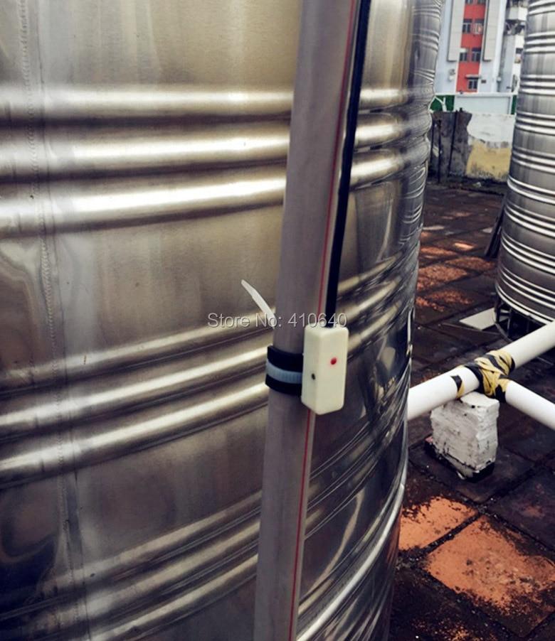 Regolatore di livello automatico per serbatoio acqua Monitor di - Strumenti di misura - Fotografia 6