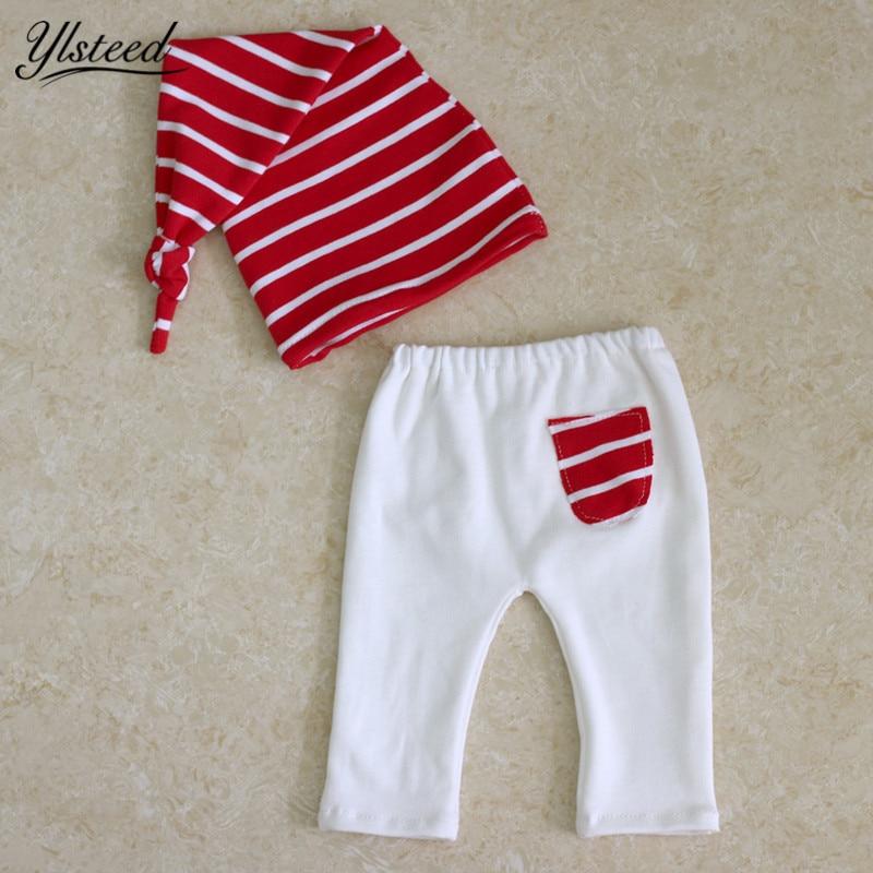 Aliexpress.com : Buy Cotton Red Stripe Newborn Outfit ...