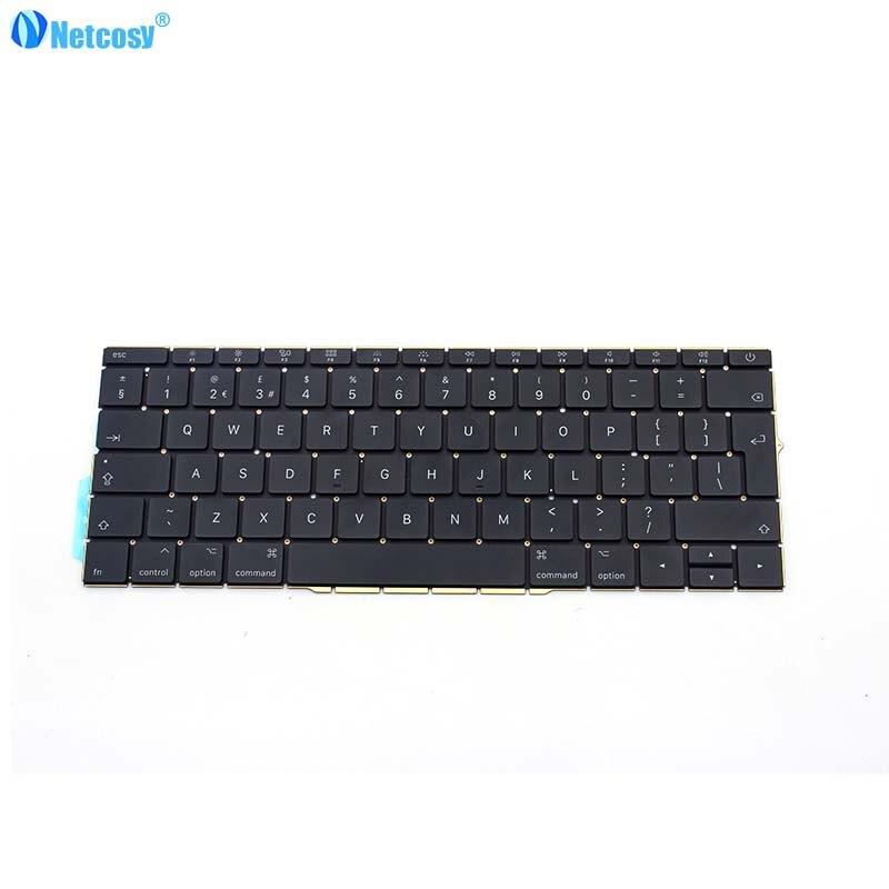 Netcosy L'UE standard clavier Pour Macbook Pro Retina 13
