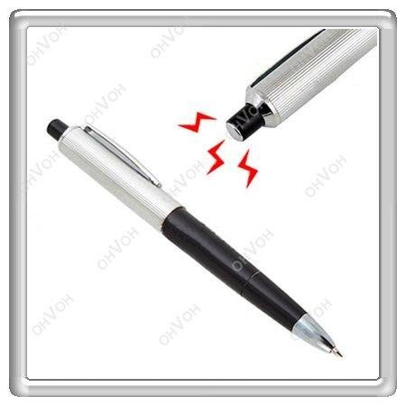 S5M Adult Shocking Electric Shock Novelty Pen Prank Trick Fun Joke Gag Toy Gift