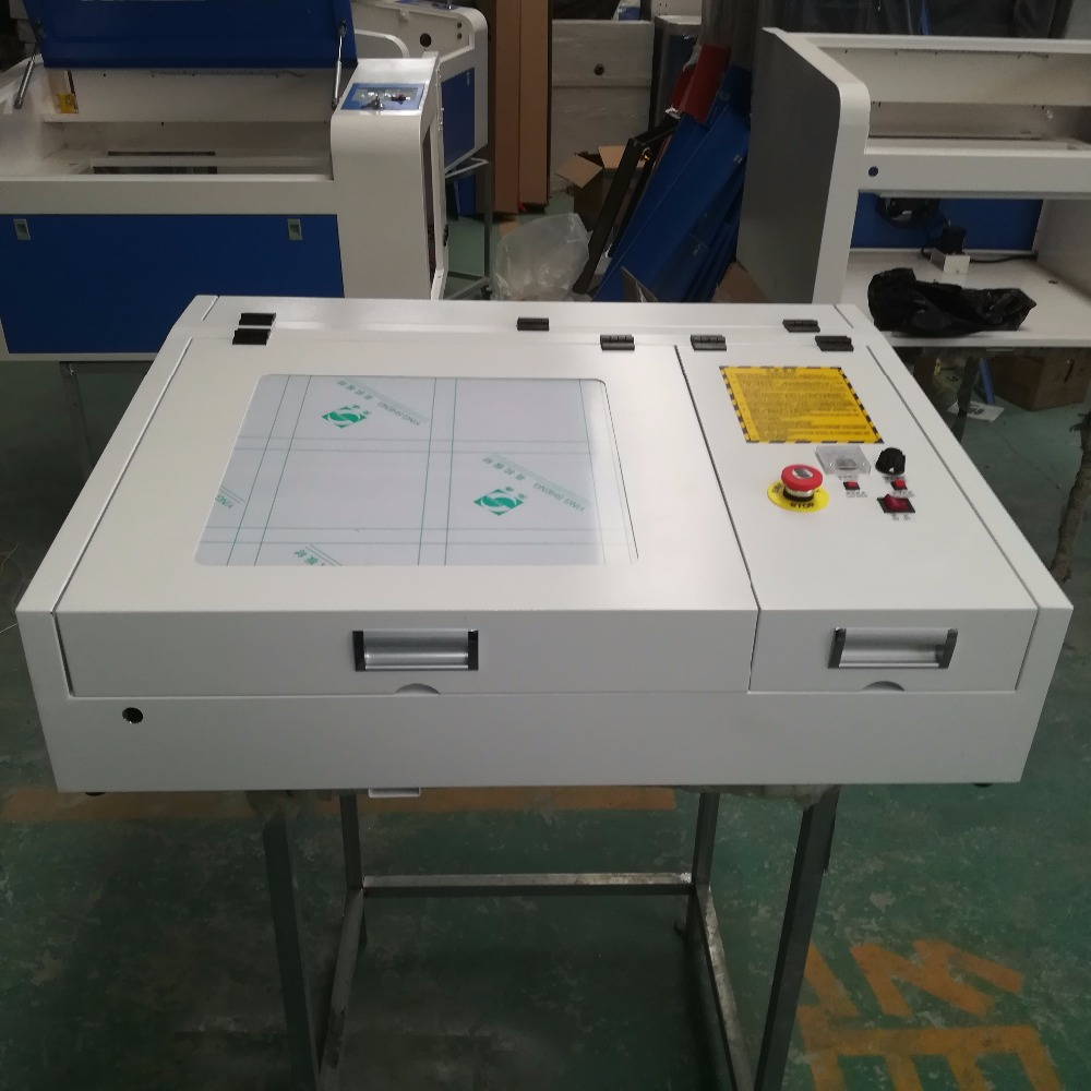 HTB1pMp5hN9YBuNjy0Ffq6xIsVXaV - 4040 laser engraving and cutting machine with 50w CO2 laser tube and gold laser head deliver by DHL or TNT or fedex to your door