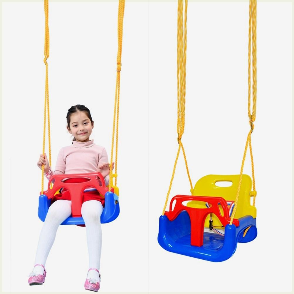 Children's Swing Home3-in-1 Baby Swing Accessories Easy To Install For Infants To Adolescents