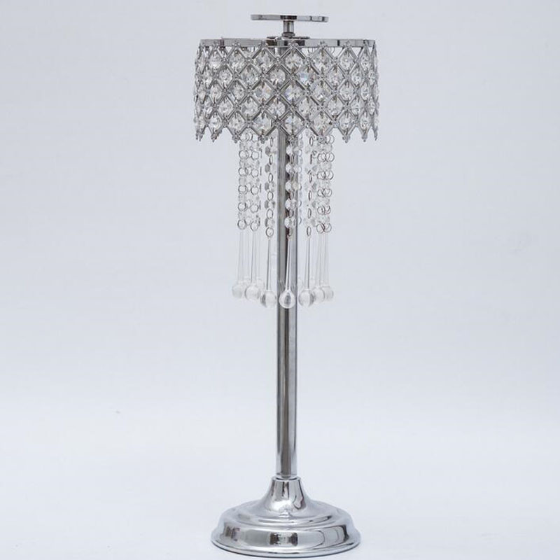 Wedding road lead cm tall acrylic centerpiece