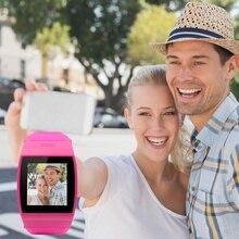 Smart uhr für Samsung/android/xiaomi telefon frauen männer tragbare geräte fitness sport armbanduhr smartwatch anti-verlorene