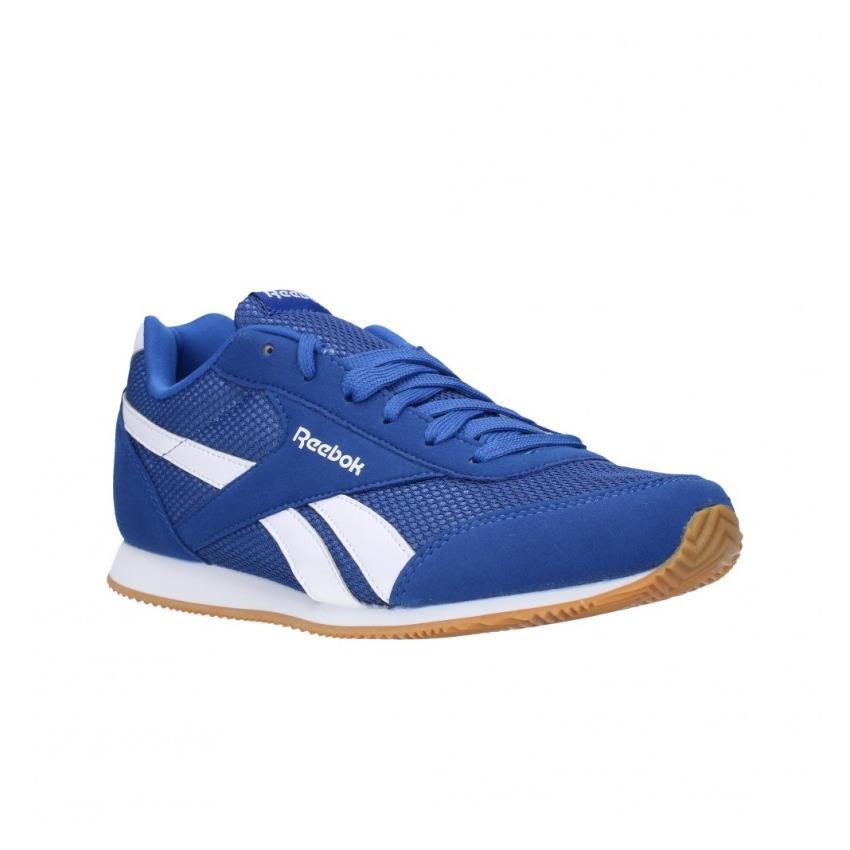 REEBOK Child shoes Unisex REEBOK ROYAL CLJOG, free and Time sportwear, Blue