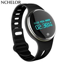 Original E07 Smart Watch android IOS IP67 Waterproof  Bluetooth 4.0 Smartband Pedometer Sport Smartwatch Fitness Tracker